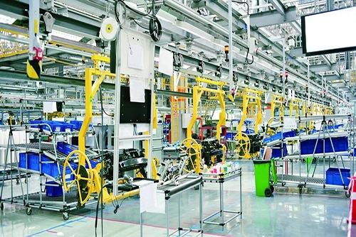富事达为汽车厂家提供塑料周转箱应用
