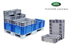 路虎系塑料周转箱(KLT箱)