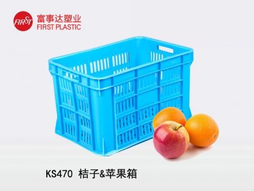 苹果&桔子筐