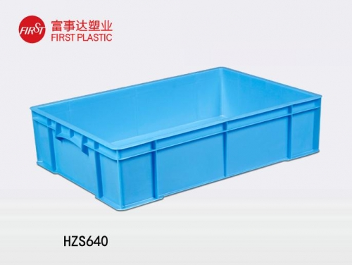 HZS640塑料周转箱(蛋糕箱)